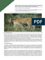 Conservación y manejo del puma - Chebez y Nigro