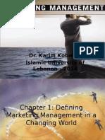 Marketing Management Ch 1