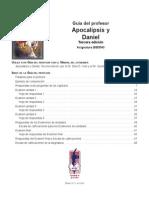 BIB3043 Apocalipsis y Daniel Guía del profesor 3ed