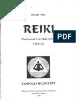63280438 Reiki I Fokozat Kovesi Peter Konyv Letoltes