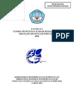 Panduan  LPIR 2014