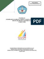 Panduan O2SN 2014