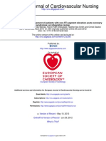 Eur J Cardiovasc Nurs 2013 Tierney 293 301