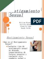 Hostigamiento Sexual Final
