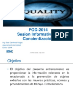 2013 - FOD Detection & Mgmt