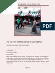 The Culture of Retaliation in South Beach