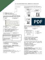 24058276 Evaluacion Diagnostica Sexto Grado (2)