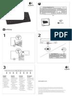 Wireless Keyboard k270 Quick Start Guide
