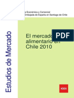 Chile and Food Business in Spanish