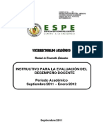 Instructivo Marzo Julio 2011