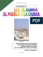 Español para adolescentes inmigrantes.Unidad 6  La Calle  El Barrio