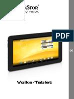 Trek Stor Tablet