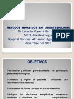 04.09.10  Exposicion Metodos  Invasivos.ppt