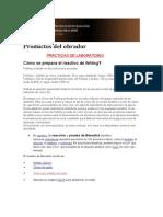 PRÁCTICAS DE LABORATORIO