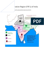 Flight Information Region of India (FIR`s of India)