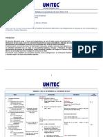 Derecho Mercantil. Syllabus_Licenciatura 14-2