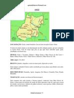 Realidade Étnica, Social, Histórica, Geográfica, Cultural, Política e Econômica de GO - 2