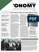 Autonomy - Issue 4