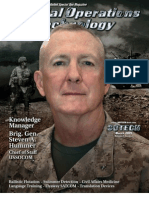 World's Largest Distributed Special Ops Magazine