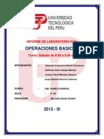 Informe N-1 Operaciones Basicas