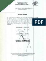 Acuerdo_291_de_2013 Estatuto Rentas Acacias 2013