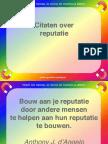 Reputatie Citaten Reputatiecoaching quotes  Eduard de Boer