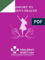 Womens Passport to Health