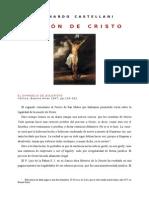 132255498 Leonardo Castellani PASION de CRISTO