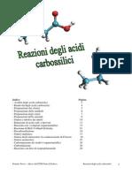 Dispensa acidi carbossilici