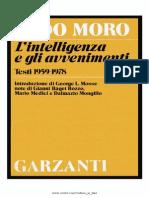 L'intelligenza e gli avvenimenti - Moro.pdf