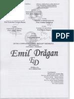 Concurs - Emil Dragan Ed. II