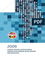 Amcham Roadmap Ro 2009