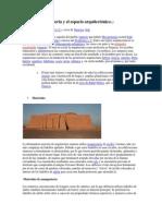 Arquitectura sumeria y el espacio arquitectónico