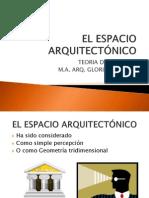 EL ESPACIO ARQUITECT+ôNICO