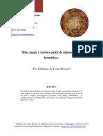 Dialnet-MitoMagiaYRazonAPartirDeAlgunosTextosHermeticos-4333768