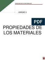 Unidad 3 Materiales
