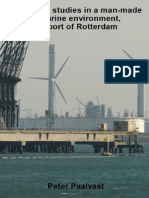 2014 Ecological Studies in a Man-made Estuarine Environment, The Port of Rotterdam