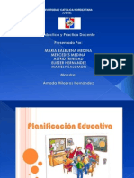 Plan Educativo