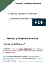 Contabilitate Fundamentala Curs 1-2