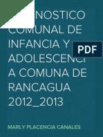 Diagnostico Comunal de Infancia y Adolescencia Comuna de Rancagua 2012_2013 (1)
