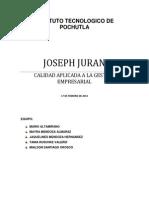 Joseph Juran Exposicion