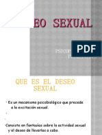 Deseo Sexual