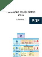 Komponen Seluler Sistem Imun
