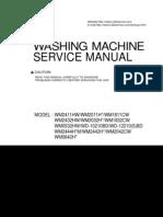LG Washer Service Manual