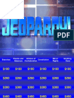 jeopardy articles of confederation and constitution ppt