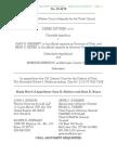 Utah's brief in Kitchen et al vs. Gary Herbert et al