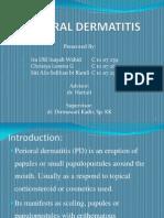 Perioral Dermatitis Slide