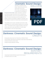 Darkness Kontakt Readme