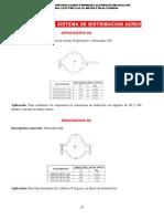 Catalogo de Herrajes Para Sistema de Distribucion Aereo