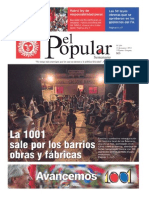 El Popular 259 PDF Órgano de prensa del Partido Comunista de Uruguay